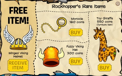 rockhoppers rare treasures